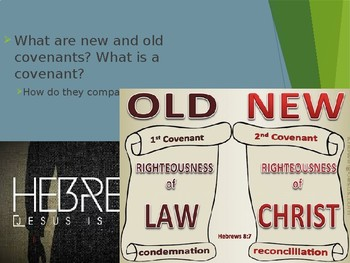 Hebrews Power Point Notes