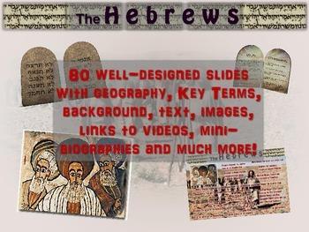 epic hebrews unit 4 ppts 80 slides 6 handouts days of fun