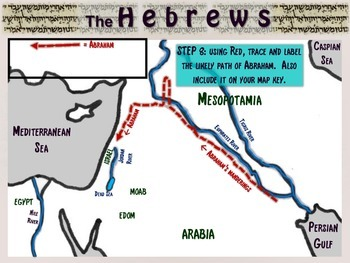 EPIC Hebrews Unit: 4 PPTs, 80 slides, 6 handouts, days of fun & engagement