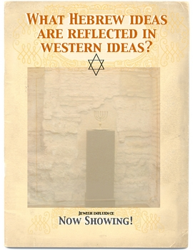 Hebrews: What Ideas are Reflected in Western Culture? by Don Nelson