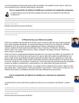 Hecho vs. Opinion Fact vs. Opinion in Spanish  Worksheets for Powerpoint.