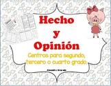 Hecho y Opinion Center 2