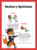 Hechos y Opiniones - Facts and Opinions - En Español