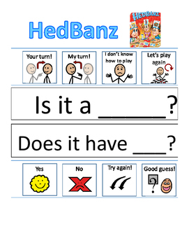 HedBanz Visual