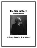 """""""Hedda Gabler"""" by Henrik Ibsen Study Guide"""