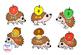 Hedgehog Addition to 10 Match