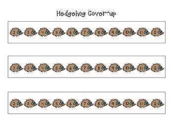 Hedgehog Cover-up