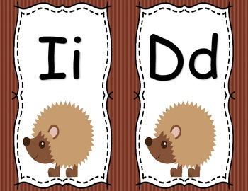 Hedgehog Theme Classroom Decor Pack