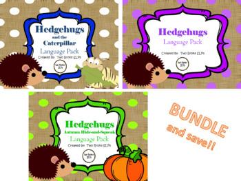 Hedgehug Language Pack BUNDLE