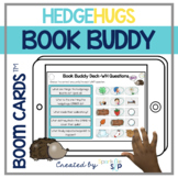 Hedgehugs Book Companion | Boom Cards™️ Deck | Teletherapy