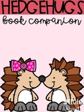 Hedgehugs: Speech Therapy Book Companion