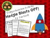 Hedgie Blasts Off!  Comprehension Activity