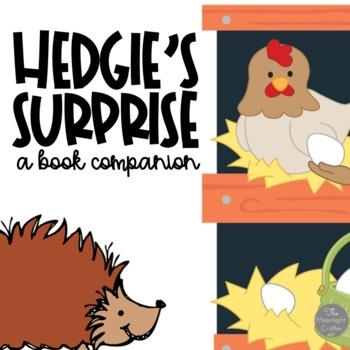 Hedgie's Surprise Book Companion