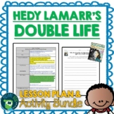 Hedy Lamarr's Double Life by Laurie Wallmark Lesson Plan and Activities