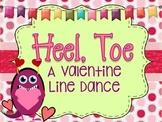 Heel, Toe: A Valentine Line Dance