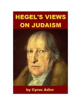 Hegel's Views on Judaism