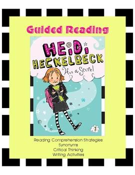 Heidi Heckelbeck Has a Secret - Guided Reading