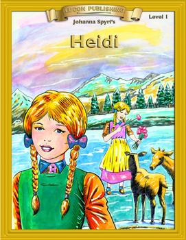 Heidi 10 Chapter Reader
