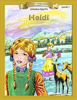 Heidi RL 1-2 ePub with Audio Narration