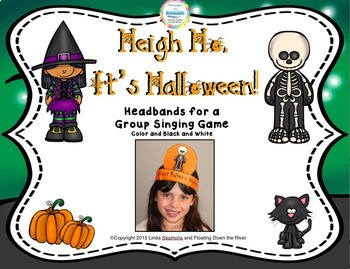 Heigh Ho, It's Halloween Song and Literacy Pack