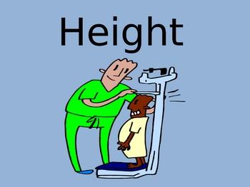 Height Powerpoint