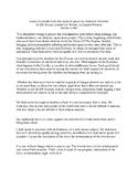 Heinrich Himmler's Speech Analysis