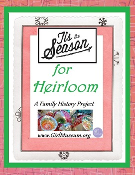 Heirloom - A Family History Project