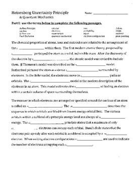Application of heisenberg uncertainty principle pdf