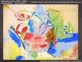 Helen Frankenthaler Abstract Art Color Field Painting - 193 Slides