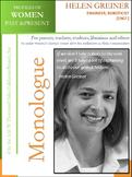 Women History - Helen Greiner, Engineer, Roboticist (1967 -)