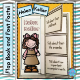 Helen Keller Writing