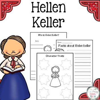 Helen Keller for Primary Grades