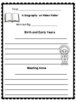 Women's History Month: Helen Keller