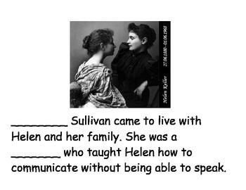 Helen Keller Biography