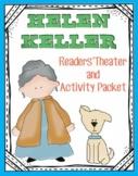Helen Keller Biography Activities and Readers' Theater