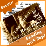 Helen Keller Biography and Reading Comprehension Activitie