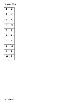 Helen Keller ~ Comprehension Test ~ 2nd Grade ~ Journeys
