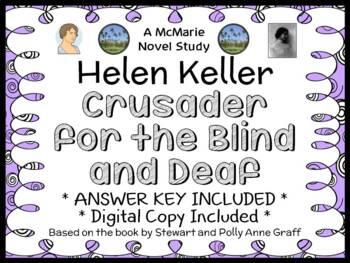Helen Keller Crusader for the Blind and Deaf (Graff) Book Study / Comprehension