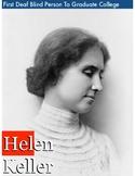 Helen Keller Differentiated Unit