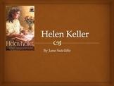 Helen Keller HHM Journeys grade 2 Power Point