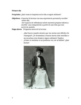 Helen Keller. Historias que inspiran