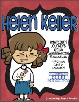 Helen keller book for 2nd grade