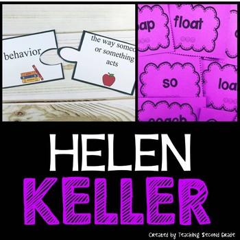 Helen Keller Activities