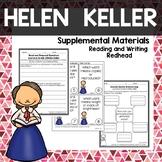 Helen Keller- Journeys Second Grade Week 14