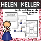 Helen Keller- Journeys Second Grade Week 14