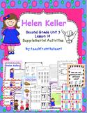 Helen Keller ( Journeys Second Grade Unit 3 Lesson 14)