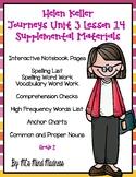 Helen Keller Journeys Unit 3 Lesson 14
