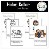 Helen Keller [Little Reader] Women's History Month