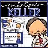 Famous Women Helen Keller Pocket Pal