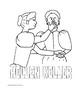 Helen Keller QR Code Station